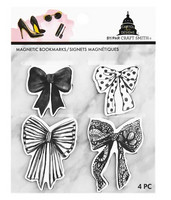 Capitol Chic Designs Magnetic Bookmarks - kirjanmerkkipakkaus