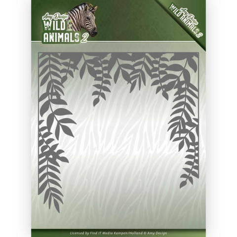Amy Design Wild Animals 2 : Jungle Frame  - stanssi