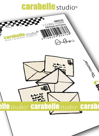 Carabelle Studio: Du Courrier by Alexis