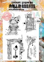 Aall & Create: Archway  #264 - leimasinsetti