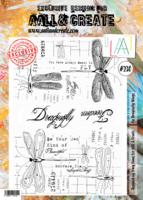 Aall & Create: On Dragonfly Wings  #230 - leimasinsetti