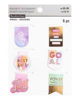 Recollections: Motivational Magnetic Bookmarks - kirjanmerkkipakkaus