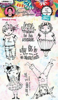 Studio Light Art by Marlene: Characters Clear Stamps A5 - leimasinsetti