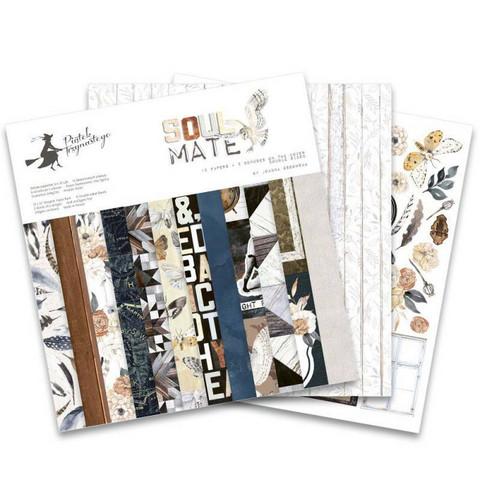 P13: Soulmate 12x12 - paperikokoelma