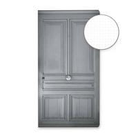 P13: Dot Travel Journal TN : Grey Door