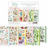 Mintay Papers 6 x 8 : Florabook - leikekuvalehtiö