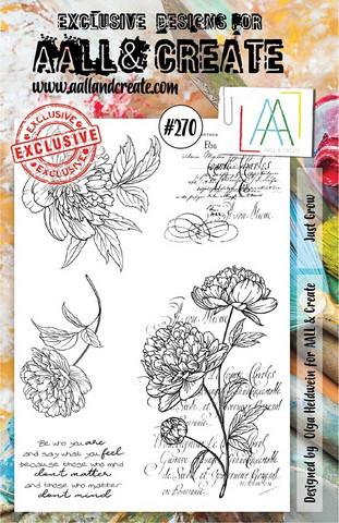Aall & Create : Just Grow  #270 - leimasinsetti