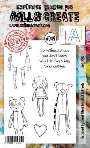 Aall & Create: Dog Toys  #249 - leimasinsetti