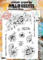 Aall & Create: Blooming Field  #229 - leimasinsetti