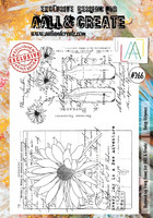 Aall & Create: Daisy Elegance  #266 - leimasinsetti