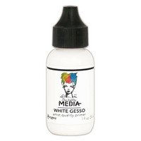 Ranger Dina Wakley Media: White Gesso 29ml