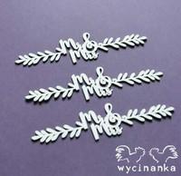 Mr & Mrs: Borders   - leikekuviopakkaus