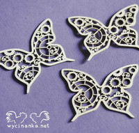 Steampunk Time: Butterflies   - leikekuviopakkaus