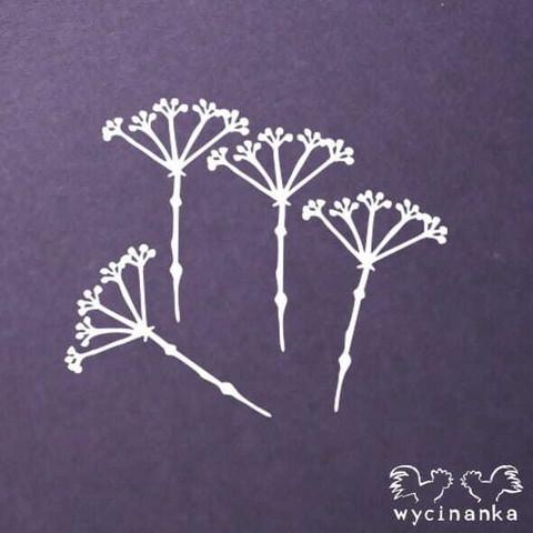 Flowers & Herbs 1   - leikekuviopakkaus