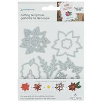 Momenta: Christmas Poinsettia -stanssisetti