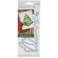 Momenta: Christmas Tree Shaker -stanssisetti