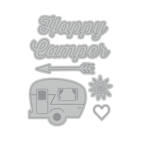 Recollections: Happy Camper -stanssisetti
