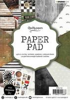 Studio Light A5  Paper Pad #134 - Men