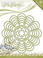 Precious Marieke: Springtime Flowery Nesting Frames -stanssi