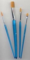 Hobby Brush Set Mixed 4 - sivellinpakkaus