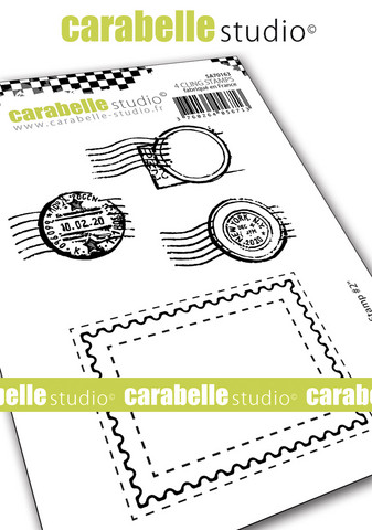 Carabelle Studio: My Stamp #2