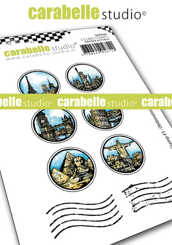 Carabelle Studio: My Stamp #3