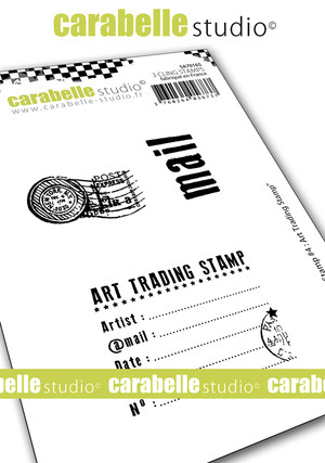 Carabelle Studio: My Stamp #4