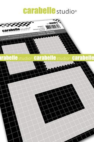 Carabelle Studio: Stamp  - maskisabluunasetti