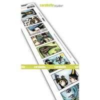 Carabelle Studio: Artist Trading Stamp - Fantasy