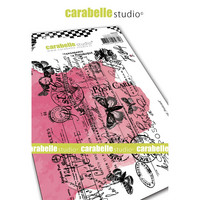 Carabelle Studio: Background Postcard by Jen Bishop