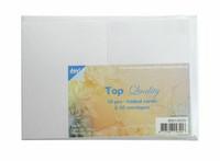 Joy Crafts A6/ 50 kpl  -korttipohjat