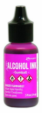 Ranger Tim Holtz Alcohol Ink 15 ml :  Gumball