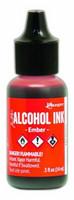 Ranger Tim Holtz Alcohol Ink 15 ml :  Ember
