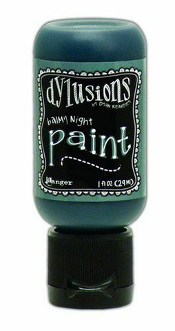 Ranger Dylusions Flip Cap: Balmy Night 29ml - akryylimaali