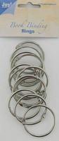 Joy Crafts: Silver 45mm - saranarengaslajitelma