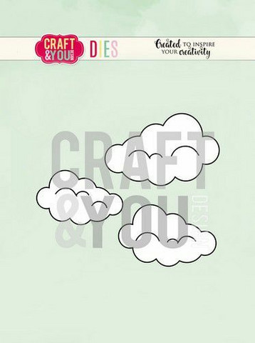 Craft & You: Clouds  -stanssisetti