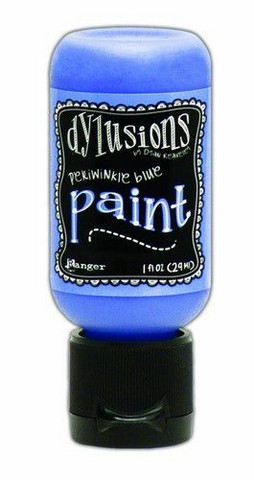 Ranger Dylusions Flip Cap: Periwinkle Blue 29ml - akryylimaali