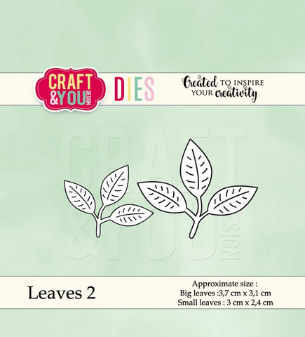 Craft & You: Leaves 2  -stanssisetti