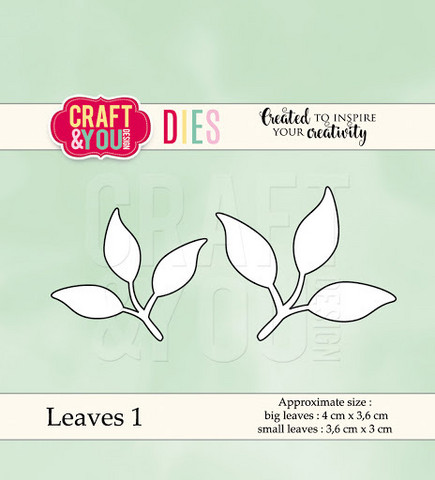 Craft & You: Leaves 1  -stanssisetti