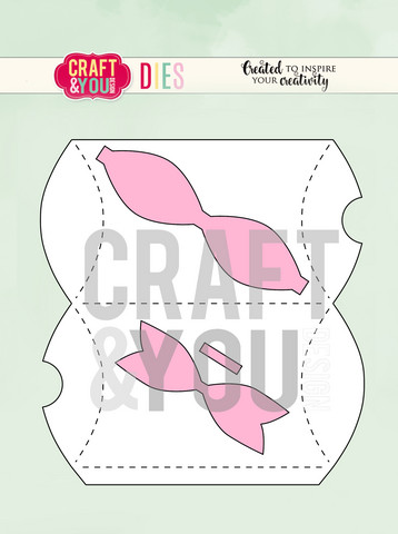 Craft & You: Bow with a bow -stanssisetti
