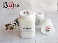 13arts Clear Gesso 500ml  (iso purkki)