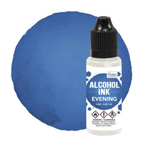 Couture Creations Alcohol Ink 12 ml :  Evening - alkoholimuste