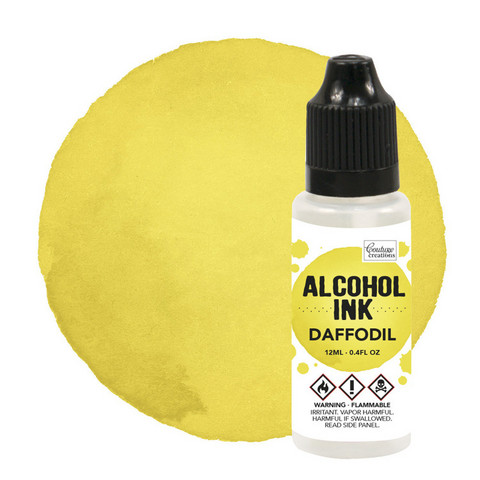 Couture Creations Alcohol Ink 12 ml :  Daffodil - alkoholimuste