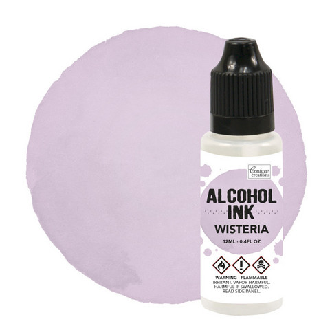 Couture Creations Alcohol Ink 12 ml :  Wisteria - alkoholimuste