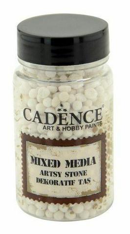 Cadence: Mixed Media Artsy Stone Extra Large 90ml