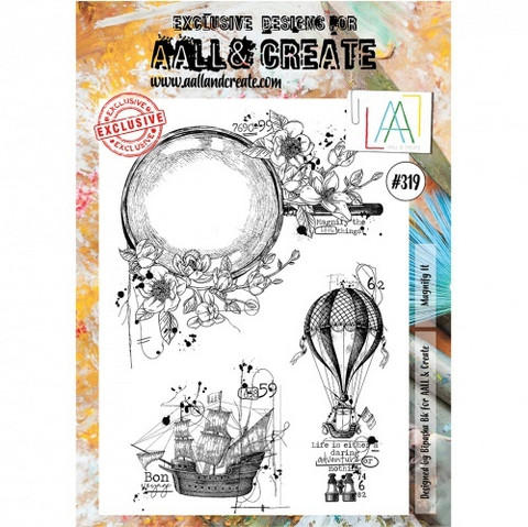 Aall & Create: Magnify It  #319 - leimasinsetti