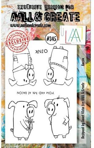 Aall & Create: Bacon #345 - leimasinsetti