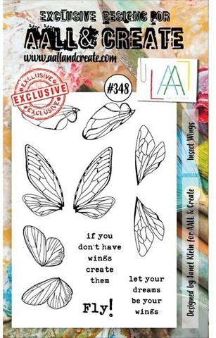 Aall & Create: Insect Wings #348 - leimasinsetti