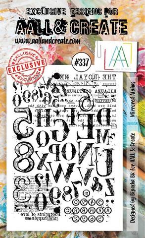 Aall & Create: Mirrored Alphas #337 - leimasinsetti