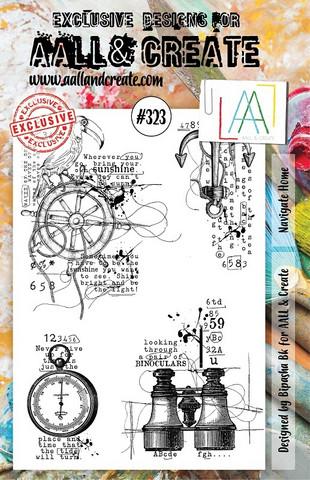 Aall & Create : Navigate Home  #323 - leimasinsetti